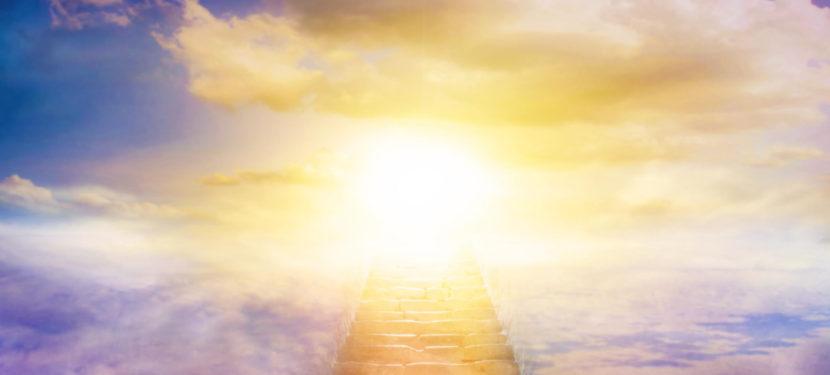 人は天国に行くのではありません 天国まで成長するのです